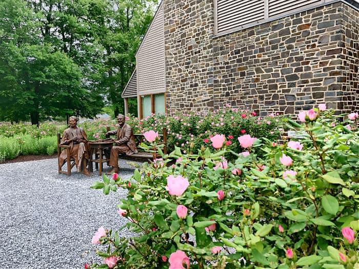 Home of Franklin D Roosevelt National Historic Site