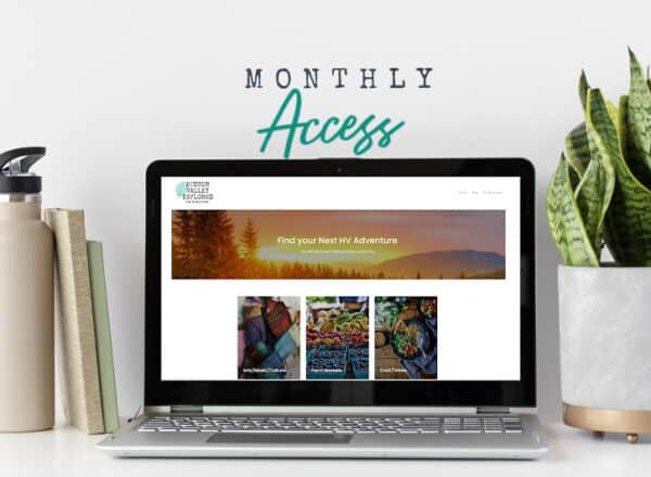 Monthly Access to the Hudson Valley Directory